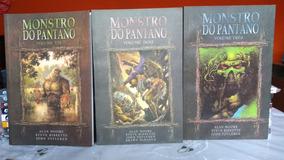 Monstro Do Pântano Vol. 1 Ao 3 Vertigo/brainstore