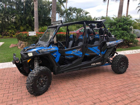 Polaris Rzr Turbo 4 Plazas