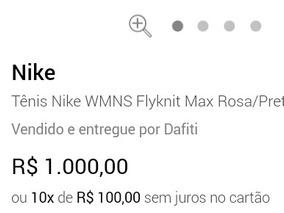 Tênis Nike Air Max De Gel