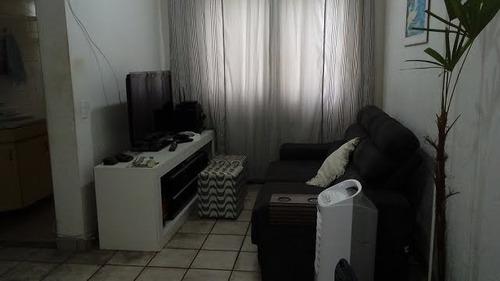 Imagem 1 de 12 de Apartamento Para Venda, 2 Dormitório(s) - 9064