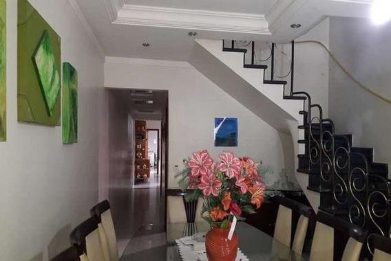 Casa Em Esplanada Dos Barreiros, São Vicente/sp De 100m² 3 Quartos À Venda Por R$ 600.000,00 - Ca361798