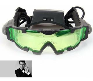 Óculos Espião Visão Noturna Tático Óculos De Visão Flip-out