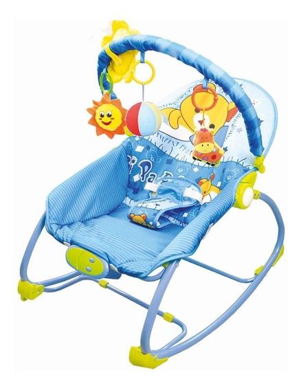 Cadeira Cadeirinha Bebê Descanso Vibratória Musical Até 18kg