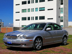Jaguar X-type 2.5 V6 At