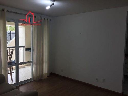 Apartamento A Venda No Bairro Jardim Ermida I Em Jundiaí - - 2609-1