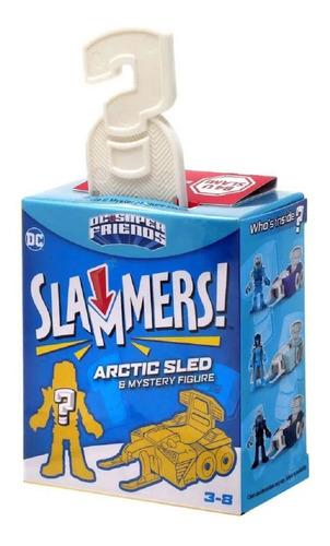 Imaginext Veiculo Surpresa Slammers Dc - Escolha Seu Modelo