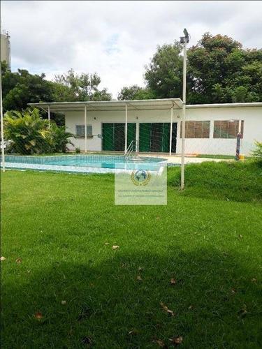 Chácara Com 2 Dormitórios À Venda, 1815 M² Por R$ 620.000,00 - Loteamento Chácaras Vale Das Garças - Campinas/sp - Ch0073
