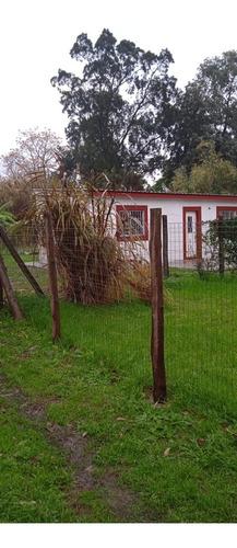 Casa De 1 Dormitorio De 40 M2 Amplio Fondo