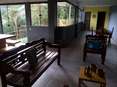 Belíssima Casa Em Condomínio Em Área Nobre De Teresópolis... - 1335