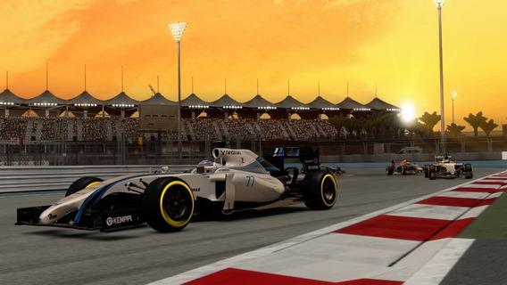 F1 2014 Ingles Ps3