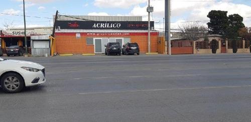 Imagen 1 de 18 de Local-bodega Comercial En Ciudad Juárez, Chihuahua
