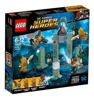 Lego Dc 76085 Justice League Batalla En La Atlántida Aquaman