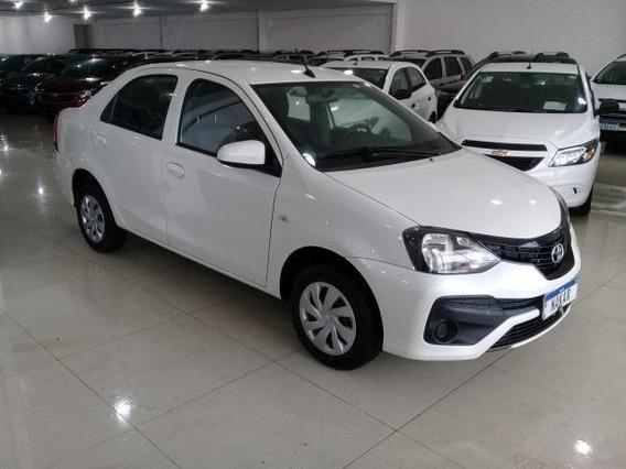 Toyota Etios Sd X Vsc At 1.5 Flex 19/20