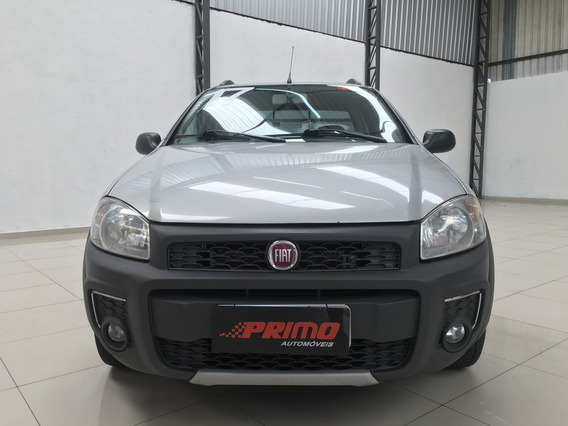 Fiat Strada 1.4 Mpi Hard Working Ce 2017. Unico Dono