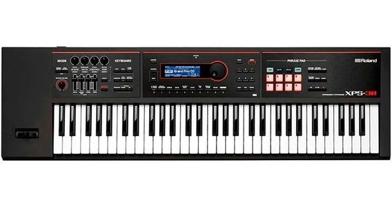 Teclado Sintetizador Xps30 Roland Xps-30 1 Ano De Garantia