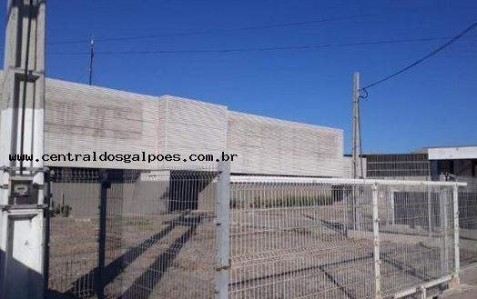 Galpão Para Locação Em Fortaleza, Funcionarios - _2-806989