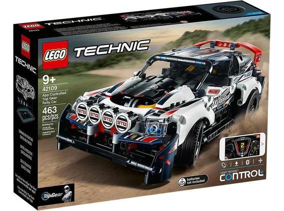 Lego Technic Coche De Rally Top Gear Controlado Por App 4210