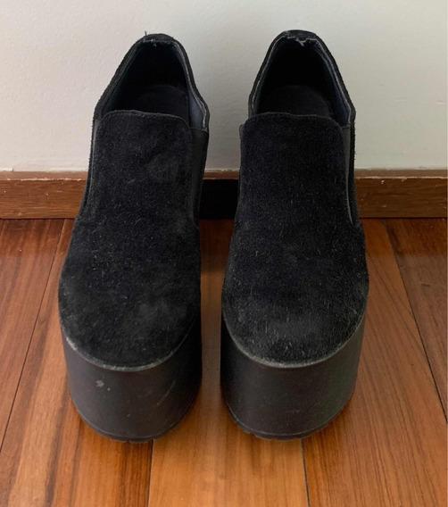 Zapatos Botas Plataforma 47 Street Niñas