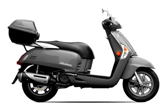 Kymco Like 200 0km Oferta Suzuki An 125 0km