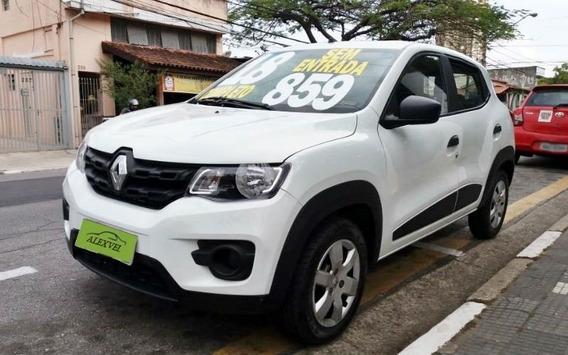 Renault Kwid 1.0 12v Sce Zen 2018 Completo