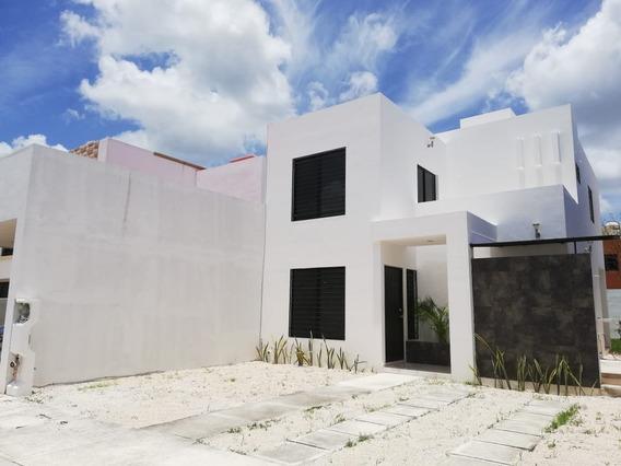 Casa 3 Habitaciones 2.5 Baños Mérida Yucatan