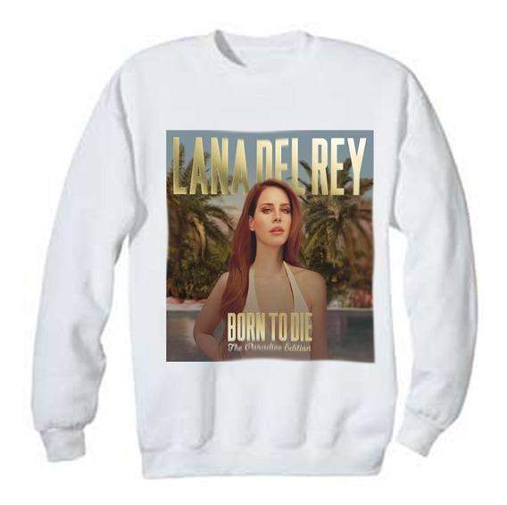 Sudadera Lana Del Rey Born To Die Album Con Envio Gratis