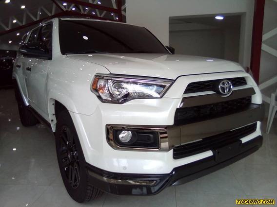 Toyota 4runner Limited Night Shade 4x4 2019