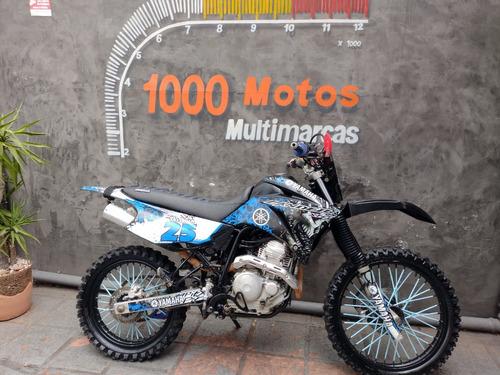 Imagem 1 de 10 de Yamaha Xtz 250 Lander 2007 (trilha)