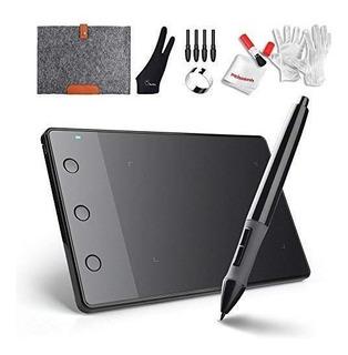 Huion H420 Graficos Usb Dibujo Kit De La Placa Tableta