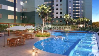 Apartamento, 3 Dormitórios, 87.63 M², Marechal Rondon - 177461