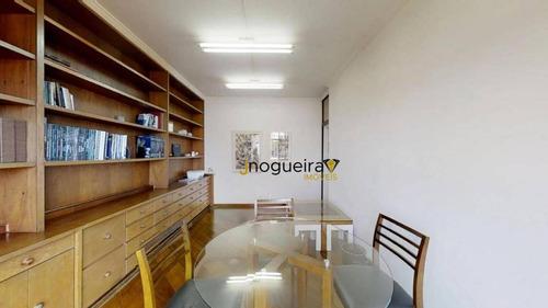 Imagem 1 de 30 de Cobertura Com 3 Dormitórios À Venda, 270 M² Por R$ 1.800.000,00 - Santo Amaro - São Paulo/sp - Co0160