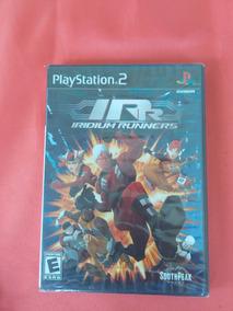 Jogo Playstation 2 Iridium Runners Original - Frete Grátis
