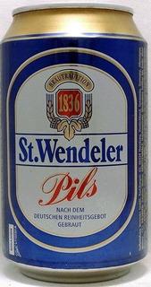 Cerveza Alemana St. Wendeler 330cc (caseros)