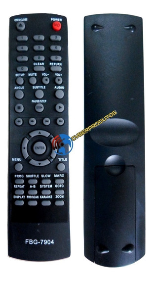 Controle Remoto Dvd Semp Toshiba Sd 5061s/5o60sd