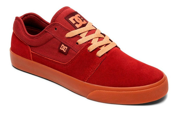 Tenis Dc Shoes Tonik Vino Liga Dkr