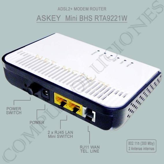 Modem Router Wifi Askey