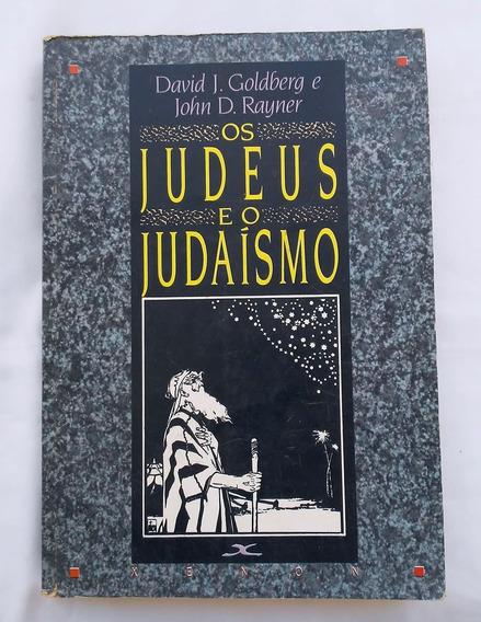 Os Judeus E O Judaísmo Goldberg David J E Rayner John D