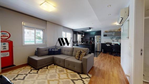 Apartamento - Campo Belo - Ref: 3528 - V-3528