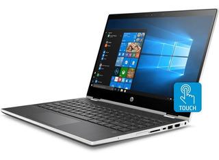 Laptop Hp Pavilion X360 Intel I3 2.1ghz 4gb 14in 500gb W10h