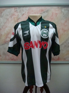 Camisa Futebol Coritiba Pr Penalty Jogo Antiga 2264