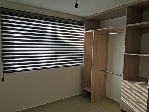 Imagen 1 de 17 de Departamento Dos Recamaras Con Closet A Estrenar