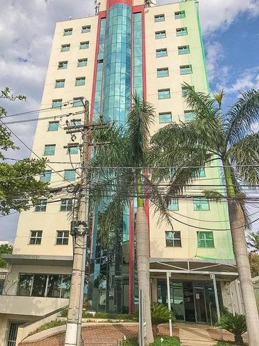Excelente Sala À Venda, 55 M² Por R$ 300.000 - Jardim Chapadão - Campinas/sp - Sa0273