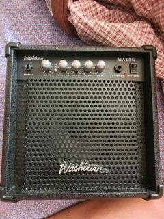Amplificador Para Guitarra Washburn 15w