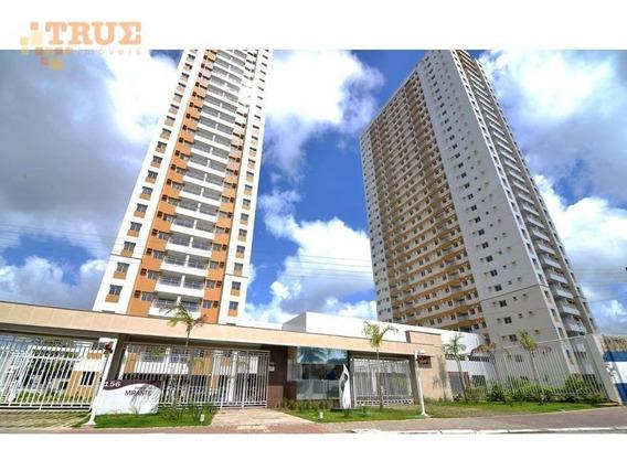 Apartamento Residencial À Venda, Caxangá, Recife. - Ap2638