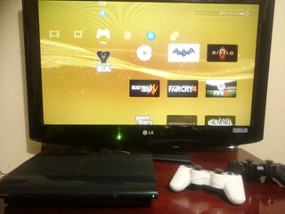 Vendo O Cambio Play Station 3 Ultra Slim Con Chip Cobra