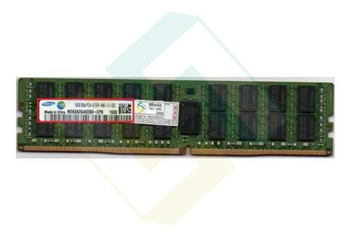 Memoria Servidor Dell Hp Ibm 16gb Ecc Reg - Pc4l-2133p