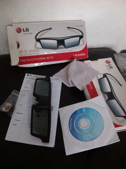 Óculos 3 D E 1oculos 3d Para Pc Marca Positivo