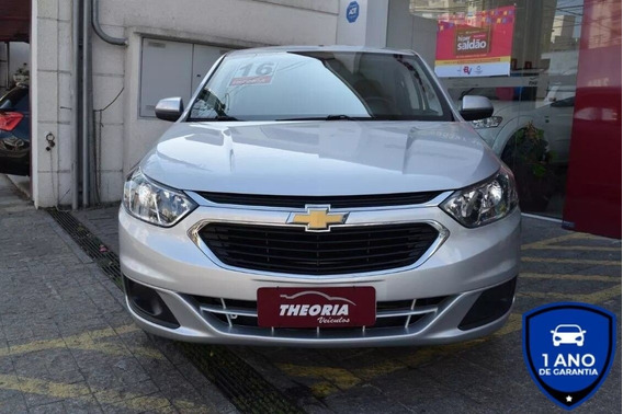 Chevrolet Cobalt 1.4 2016 Lt Impecável