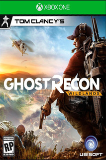 Xbox One Ghost Recon Wildlands Original Fisico Nuevo Sellado