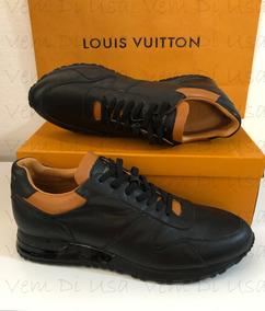 Tênis Louis Vuitton Run Away Masculino - Última Peça